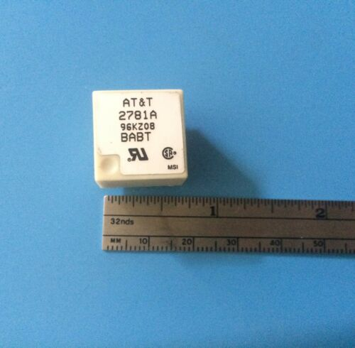 2781A AT/&T 2781A TRANSFORMER 4 PIN DIP BABT 96Z08