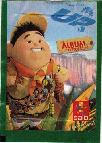 Chile 2009 Salo Up Disney Pixar Paquete de Etiqueta