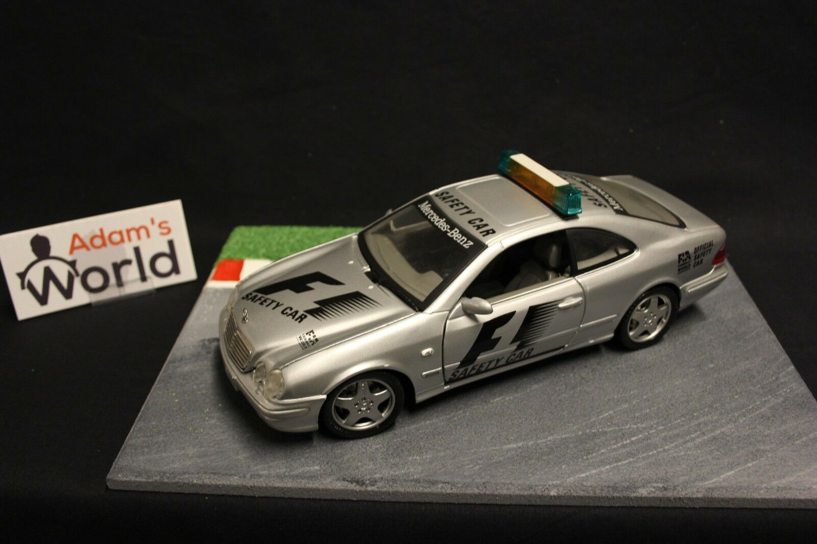 Anson Mercedes-Benz CLK 1 18 Formula 1 Safety Car (F1NB)
