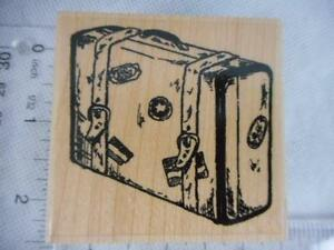 Stampabilities-WELL-TRAVELED-BAG-F1095-WM-Rubber-Stamp-2002-Suitcase-Luggage-56