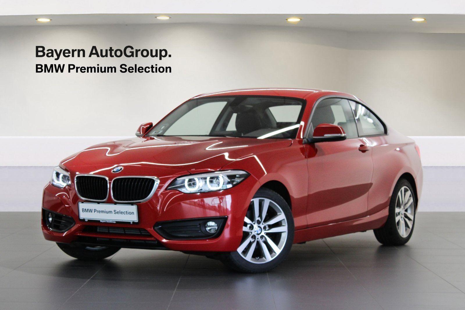 BMW 218i 1,5 Coupé aut. 2d - 279.900 kr.