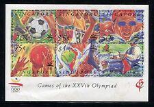 Singapore 626a, MNH.  Olympics 1992 Barselona  x18693