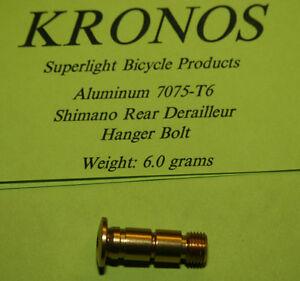 Kronos-7075-T6-Alloy-Shimano-Rear-Derailleur-Pivot-Bolt-Gold
