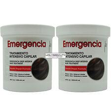 """Toque Magico Emergencia Deep Intense Hair Treatment 16 Oz """"Pack of 2"""""""