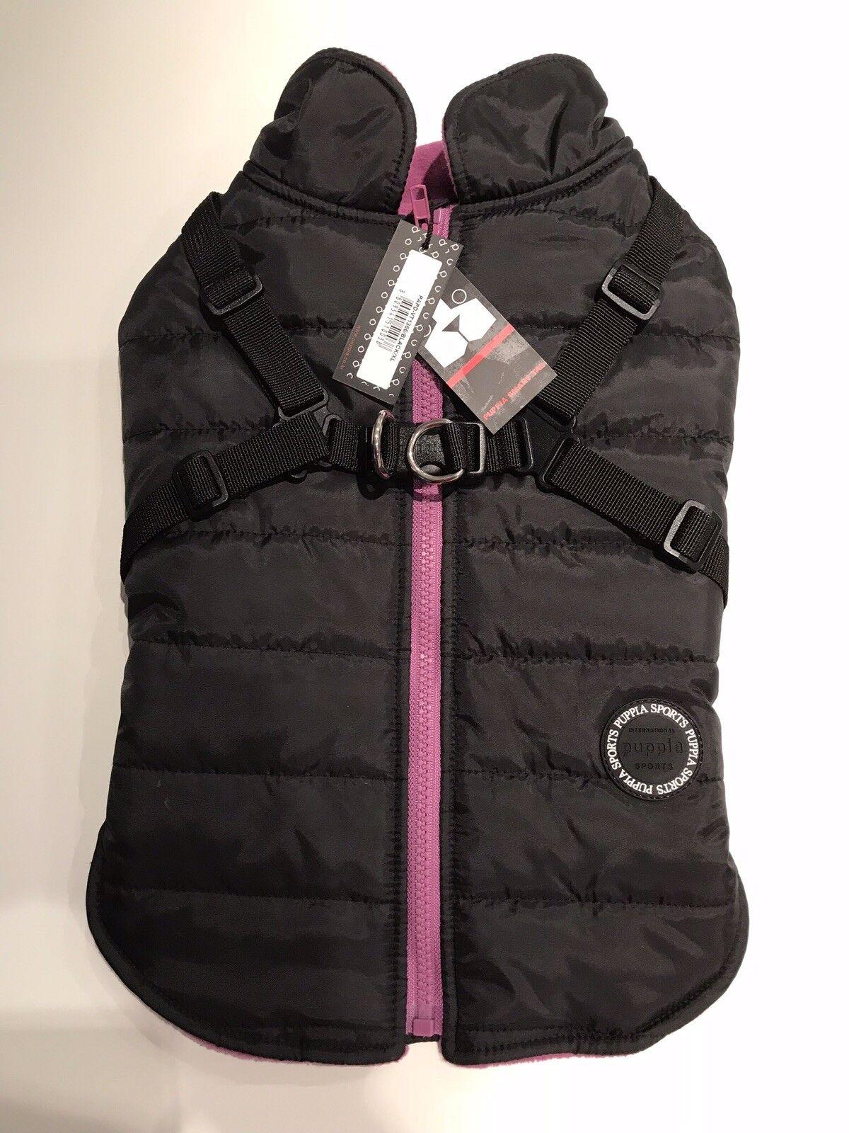 Puppia Hegymászó Dzseki Winter Fleece XL Brand New Harness