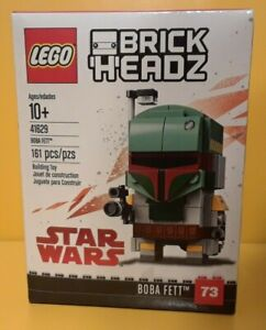LEGO 41629 BrickHeadz Star Wars Boba Fett 73 NEW Limited RARE