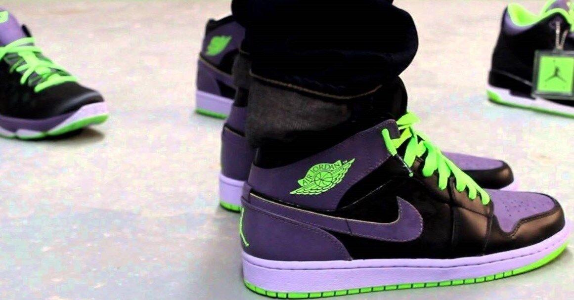 Nike Air Jordan retro 1 sz 11 Og Electric Green 13 14 12 7 5 6 9 2 3 4 JOKER ASG