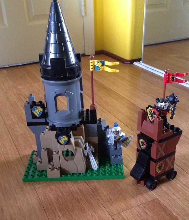 Lego DUPLO 4779 Defense Tower