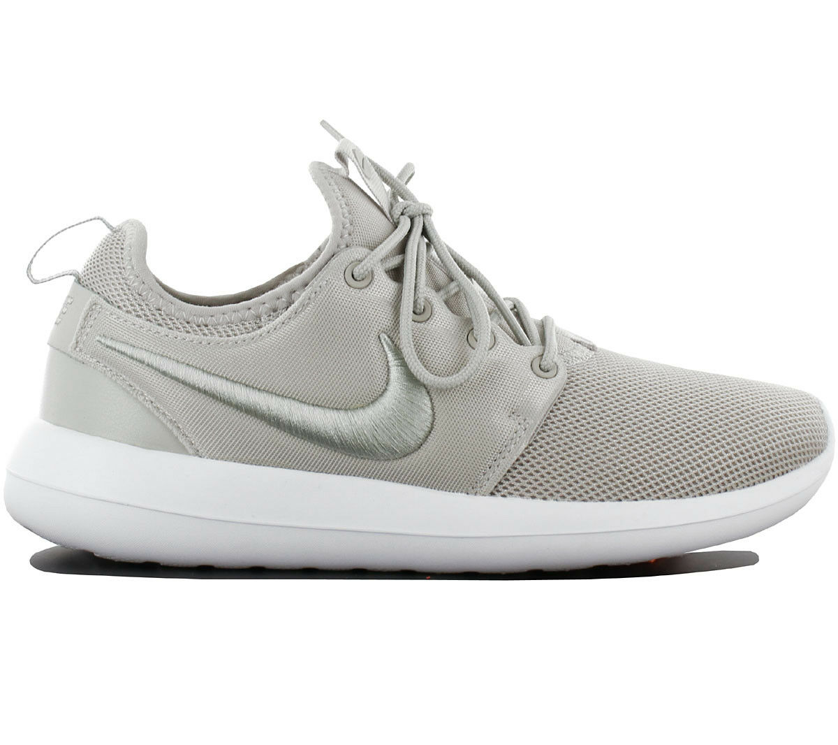 Nike Roshe Two Br Breeze Ladies Sneaker Shoes Grey One Gym Shoe New