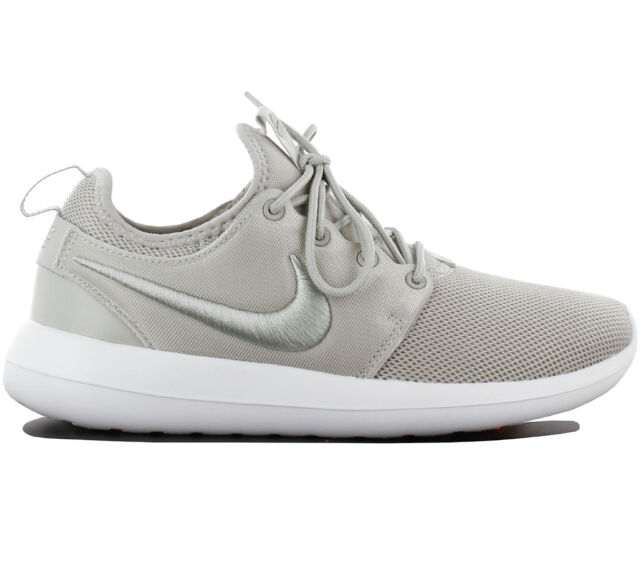 Nike Roshe Two Br Breeze Ladies Sneaker Shoes Grey 896445 002 One Gym Shoe New