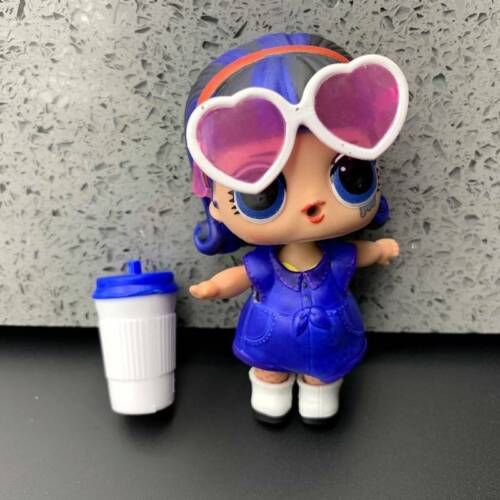 rare LOL SURPRISE DOLL POP HEART UNDER WRAPS Series 4 Authentic toy gift