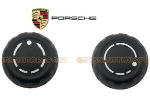 Details about Porsche 997 987 05-08 Cayman Boxster PCM Radio Replacement  Knob Set 99764220200A