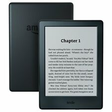 "Amazon Kindle Nuovo-All e-reader, 6"" Abbagliamento Schermo Touchscreen-Free, Wi-Fi Black"