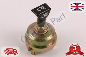 4 WAY LIGHT SWITCH FOR FORD 2000, 3000, 2600, 3600, 4600, 5600, 7610 TRACTOR
