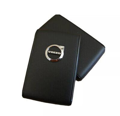 Key Leather Cover Shell VOLVO 2017 2018 2019 2020 V90 XC90 XC60 XC40 Case Remote