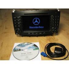 GPS COMAND APS 16.9 COULEUR MERCEDES W209 CLK NAVIGATION  DVD TV TEL gps33