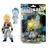 Dragon Ball Z Shodo Action Figure Gotenks + Ghost Kamikaze Originale Bandai