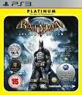 Batman Arkham Asylum Platinum (sony PlayStation 3 2010) Ps3