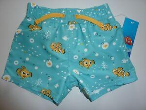Disney-Nemo-Swim-Short-Neuf-avec-etiquettes