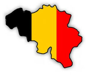 Adhesivo-para-el-coche-o-la-moto-034-Belgica-034-Sticker-Pegatina-sin-fondo-11cm