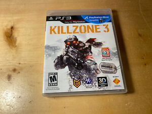 Killzone-3-Sony-PlayStation-3-2011-Complete-w-Manual-Tested-Ships-Free