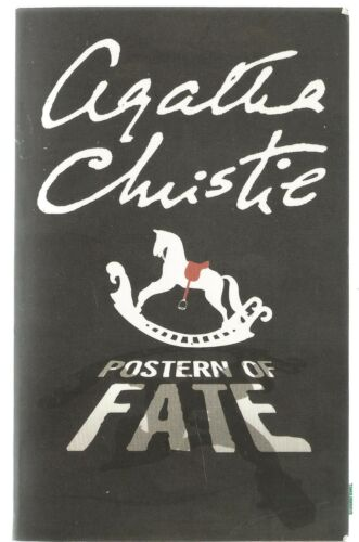 1 of 1 - Agatha Christie - Postern of Fate - paperback 2001 - Tommy & Tuppence Beresford