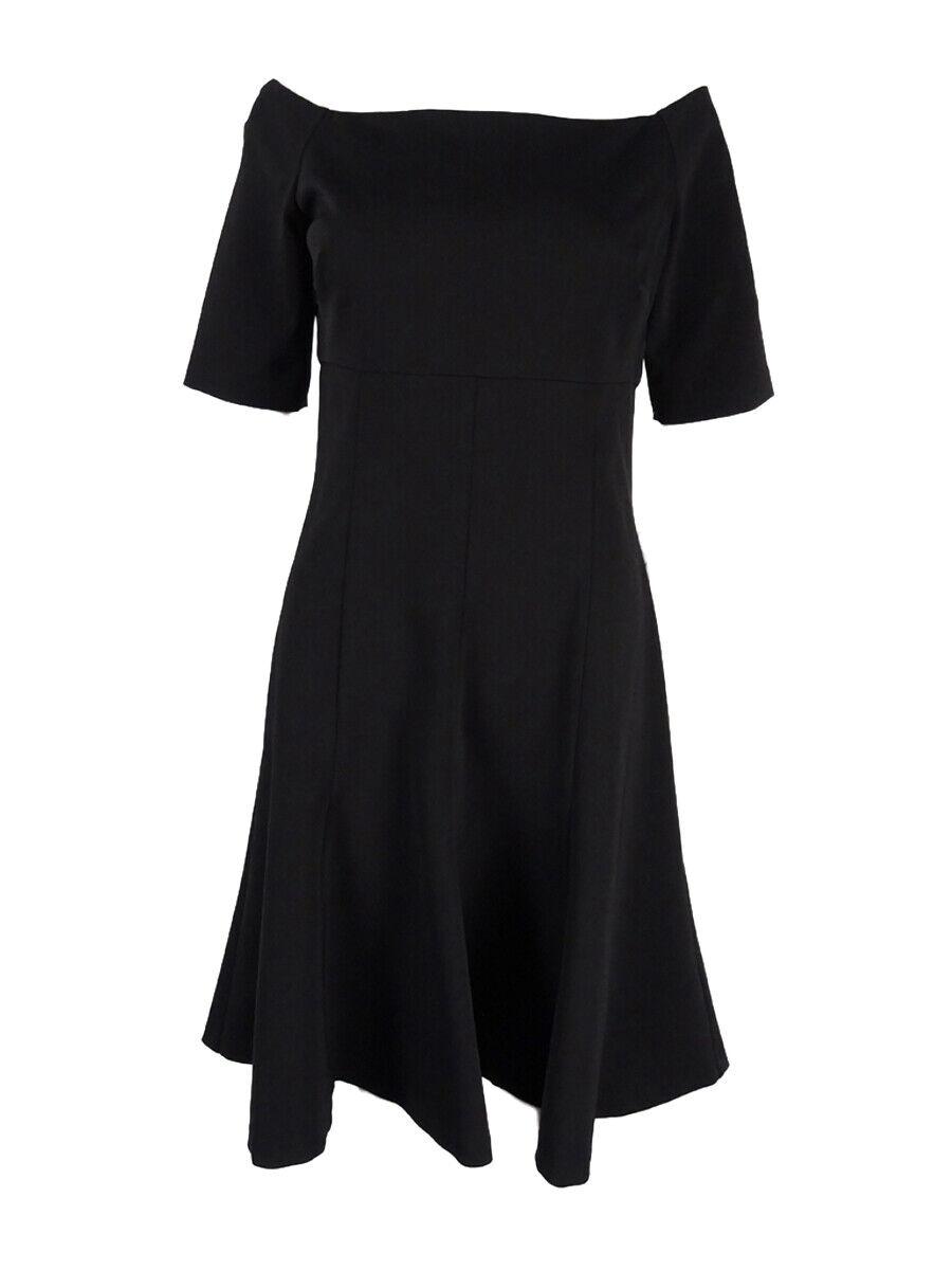 Lauren Ralph Lauren Woherren Off-The-Shoulder Jersey Dress