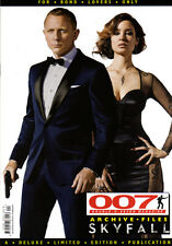 007 ARCHIVE FILES Magazine - SKYFALL - NEW
