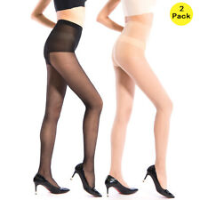 01ff953a46076 item 1 Women 10 Denier ultra sheer tights seamless control top Pantyhose  Stocking -Women 10 Denier ultra sheer tights seamless control top Pantyhose  ...