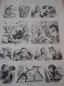 Gravure-1863-Physiologie-du-Coup-caricatur-humour