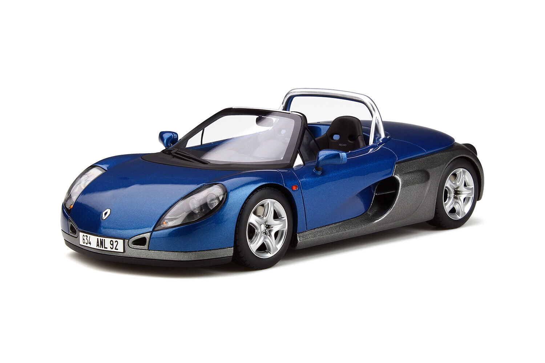 OTTO 1 18 Renault Spider 1988 bluee OT748