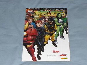 MARVEL HEROES (v2) 2 PANINI COMICS TRES BON ETAT HvvxqPp2-08131839-845492053