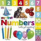 Numbers Let's Get Counting by DK (Board book, 2011)
