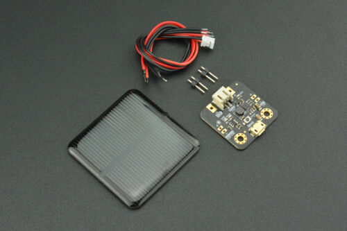 Solar Panel+Solar Power Manager Board Arduino RaspberryPi 1V,2V,3V,5V,9V,12V,18V
