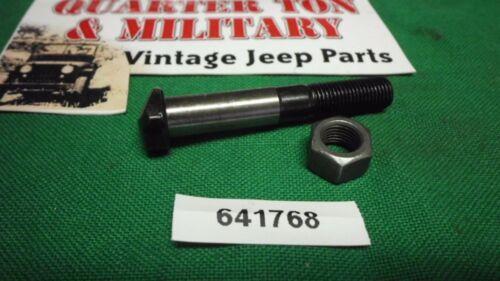 """Jeep Willys 134L 134F CJ3A M38A1 M38 connecting rod bolt 3//8/"""" 24"""