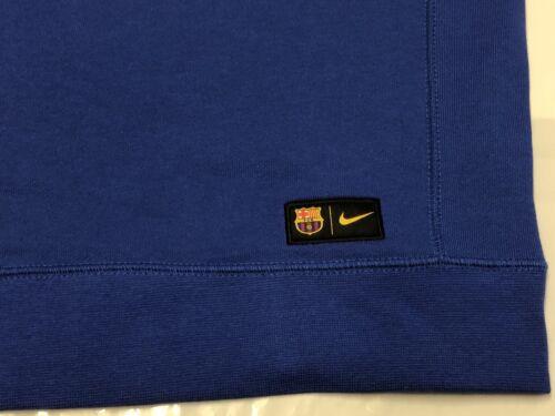 entrenamiento Top Sudadera para Fc cuello S de de Authentic hombre Barcelona Nike redondo fᄄᄇtbol con qwTOw5