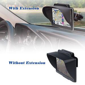 TFY-GPS-Navigation-Sun-Shade-Visor-Plus-Flexible-Visor-Extension-Piece-for-7Inch