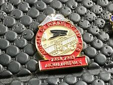 PINS PIN BADGE ARMEE MILITAIRE POLICE ISSY LES MOULINEAUX