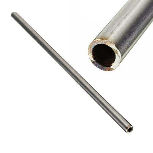 4PC 304 Stainless Steel Capillary Tube Tool OD 7mm x 3mm ID Length 100mm