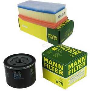 MANN-FILTER PAKET Öl Luft Dacia Duster Kasten Lodgy 10229144