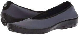 Arcopedico-Women-Gray-Elstech-with-Rubber-Sole-Comfort-Lolita-Shoe-US-10-5-amp-11-M