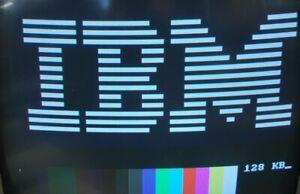 IBM-PC-Jr-Monitor-4863-Working-Good-condition-ships-Worldwide
