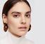 Boho-Women-Jewelry-Acrylic-Resin-Tortoise-Shell-Hoop-Earrings-Round-Circle thumbnail 198
