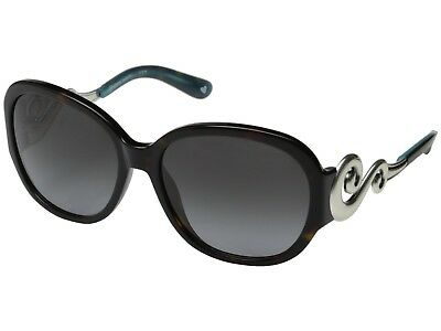 NWT Brighton LOVE IN BLOOM Tortoise Shell Brown Crystals Sunglasses MSRP $110