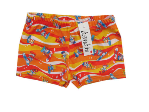 62,68,74,80,86,92,98,104 Kanz Costumi da bagno costume schwimmwindel-short pantaloncini tg