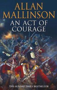Allan-Mallinson-An-Act-of-Courage-NUOVO