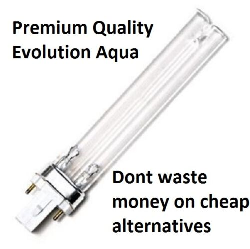 Evolution Aqua OSRAM PLS PLL Compact Pond UV Ampoule 5 W 9 W 11 W 18 W 24 W 36 W 55 W