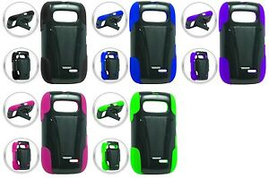 T Stand Hybrid Armor Case Phone Cover Accessory For Zte