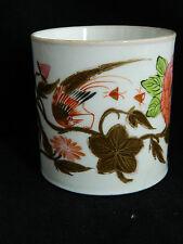 Antique circa 1800 English Minton pottery coffee can / mug