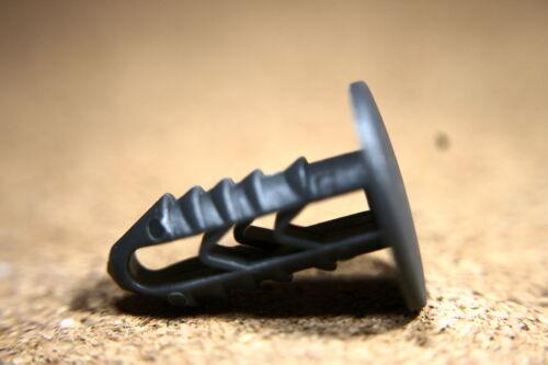 For Fiat 10 Interior fascia door card trim lining fastener clips